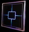 UNIWERALNY wyłącznik dotykowy 5 polowy  Sterbox czarny