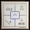 Wyłącznik dotykowy wielo-polowy z Piktogramami Sterbox NA ZAMÓWIENIE - KREATOR